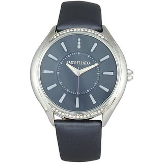 Morellato Round Dial Blue Analog Watch For Women-R0151104505