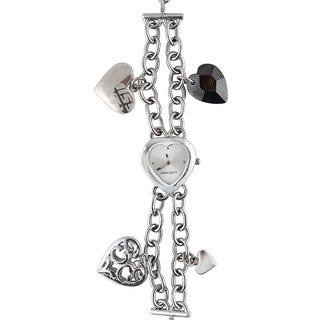 Miss Sixty Other Dial Silver Analog Watch For Women-Sj5001
