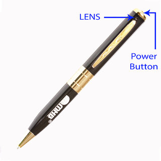 M MHB Best Quality Pen Camera Video / Audio Recording HD Sound Quality .32GB memory Supportable. While recording no light Flashes . Original brand only Sold by M MHB