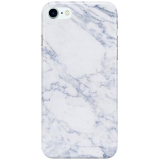 The Fappy Store Marble Back Cover for Apple iPhone 7