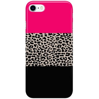 Dreambolic Leopard-National-Flag-IV Back Cover for Apple iPhone 7