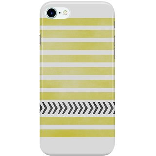Dreambolic STRIPES-AND-ARROWS Back Cover for Apple iPhone 7