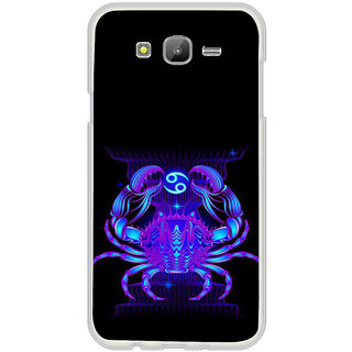 ifasho zodiac sign cancer Back Case Cover for Samsung Galaxy On 7Pro