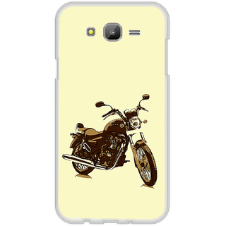 ifasho Royal Bike Back Case Cover for Samsung Galaxy On 7Pro