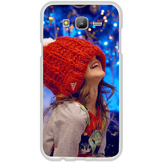 ifasho Little girl laughing Back Case Cover for Samsung Galaxy On 7Pro