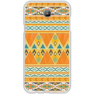 ifasho Animated Pattern colrful tribal design Back Case Cover for Samsung Galaxy On 7Pro