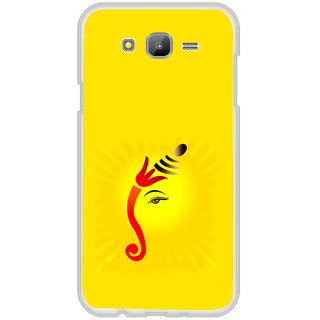 ifasho Modern Art Ganesh Back Case Cover for Samsung Galaxy On 7Pro