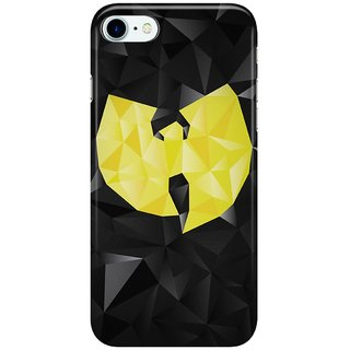 The Fappy Store Wu-Tangle Back Cover for Apple iPhone 7