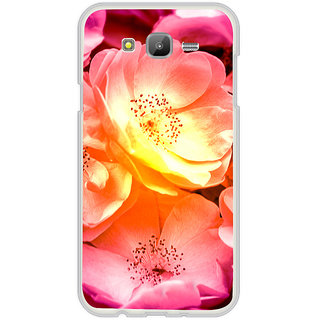 ifasho Flowers Back Case Cover for Samsung Galaxy On 7Pro