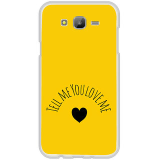ifasho Love  Quotes  Back Case Cover for Samsung Galaxy On 7Pro