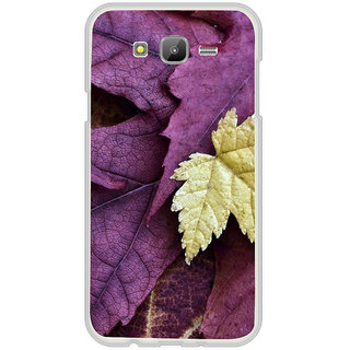 ifasho Fallen Leaf Back Case Cover for Samsung Galaxy On 7Pro