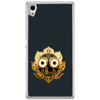 ifasho Jagannath Back Case Cover for Sony Xperia M4 Aqua