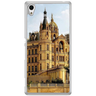 ifasho Historic Place Back Case Cover for Sony Xperia Z3 Plus