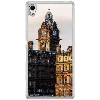 ifasho Historic Place of kolkata Back Case Cover for Sony Xperia Z3 Plus