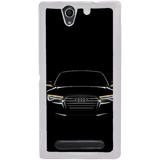 ifasho Superb Cars Back Case Cover for Sony Xperia C4