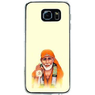 ifasho Shirdi wale Sai Baba Back Case Cover for Samsung Galaxy S6