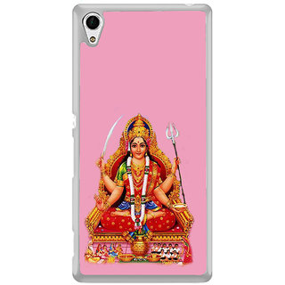 ifasho Santoshi maa Back Case Cover for Sony Xperia Z3 Plus