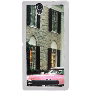 ifasho Latest Car at home Back Case Cover for Sony Xperia C4