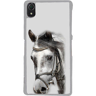 ifasho Designed Painting Horse Back Case Cover for Sony Xperia Z3
