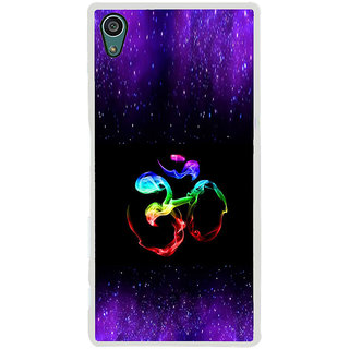 ifasho Om animated design Back Case Cover for Sony Xperia Z5