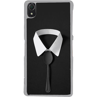 ifasho Gentle man with spoon Back Case Cover for Sony Xperia Z3