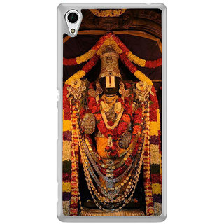 ifasho Tirupati Balaji Back Case Cover for Sony Xperia Z3 Plus