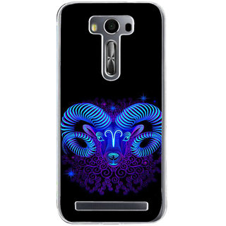 ifasho zodiac sign capricorn Back Case Cover for Zenfone 2 Laser ZE500KL