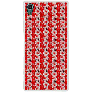 ifasho Animated  Feather Back Case Cover for Sony Xperia Z5