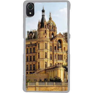 ifasho Historic Place Back Case Cover for Sony Xperia Z3