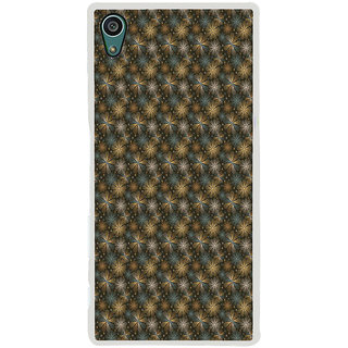 ifasho Animated Pattern design many small flowers  Back Case Cover for Sony Xperia Z5