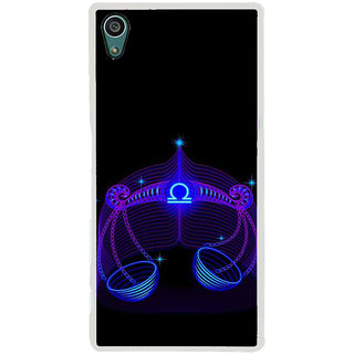 ifasho zodiac sign Libra Back Case Cover for Sony Xperia Z5
