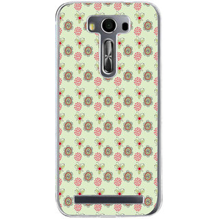 ifasho Animated Pattern design many small flowers  Back Case Cover for Zenfone 2 Laser ZE500KL