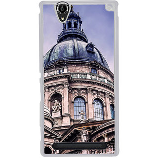 ifasho Historic Place Back Case Cover for Sony Xperia T2