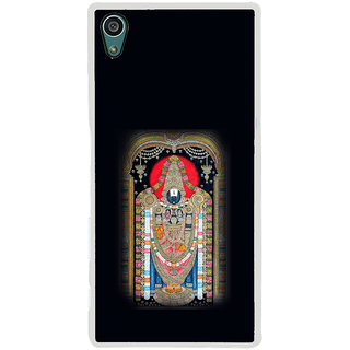 ifasho Tirupati Balaji Back Case Cover for Sony Xperia Z5