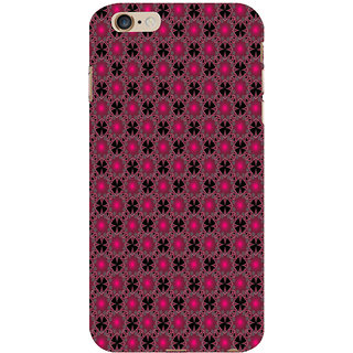 ifasho Animated Pattern design many small flowers  Back Case Cover for Apple iPhone 6S Plus