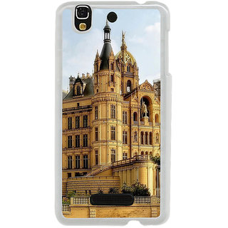 ifasho Historic Place Back Case Cover for Yureka