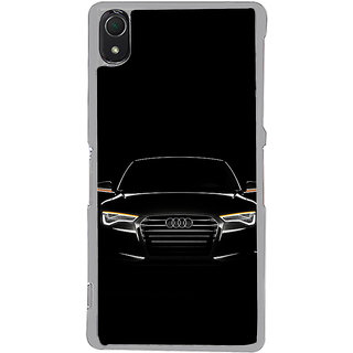 ifasho Superb Cars Back Case Cover for Sony Xperia Z3