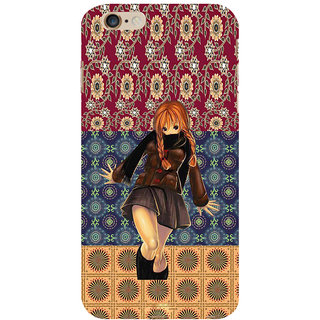 ifasho Dancing girl Back Case Cover for Apple iPhone 6S Plus