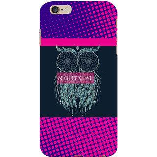 ifasho Stylish Owl Back Case Cover for   6S Plus