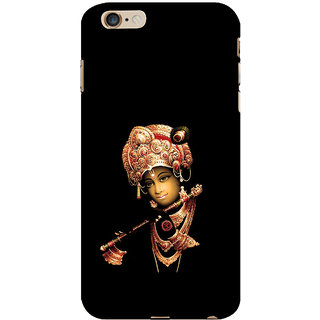 ifasho Lord Krishna with Flute Back Case Cover for Apple iPhone 6S Plus