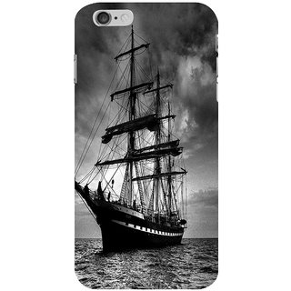 ifasho Ship in See Back Case Cover for Apple iPhone 6S Plus