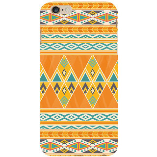 ifasho Animated Pattern colrful 3Dibal design Back Case Cover for   6S Plus