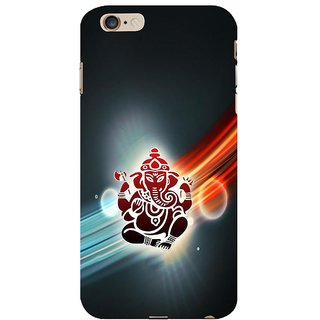 ifasho Modern Art Ganesh Back Case Cover for Apple iPhone 6S Plus