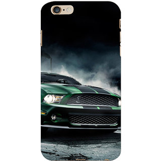 ifasho Royal  Running Car in wind Back Case Cover for Apple iPhone 6S Plus