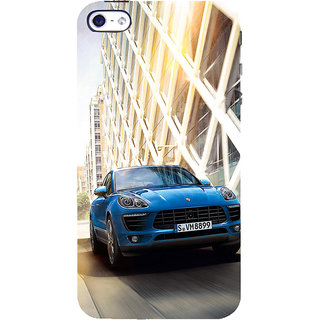 ifasho Car In Mexico City Back Case Cover for Apple iPhone 5