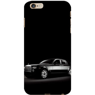 ifasho The Car Back Case Cover for Apple iPhone 6S Plus