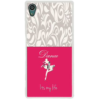 ifasho Dance its my life Back Case Cover for Sony Xperia Z5