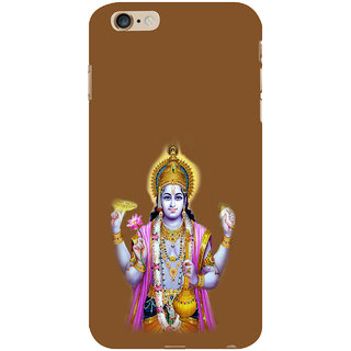 ifasho Lord Vishnu Back Case Cover for Apple iPhone 6S Plus