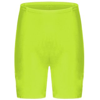 LADIES STRETCHY COTTON  OVER-KNEE CYCLING SHORT ACTIVE/CASUAL/SPORT