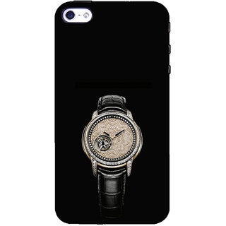 ifasho Modern Wrist watch Back Case Cover for Apple iPhone 5